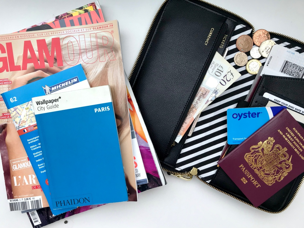 Passport Flatlay 2