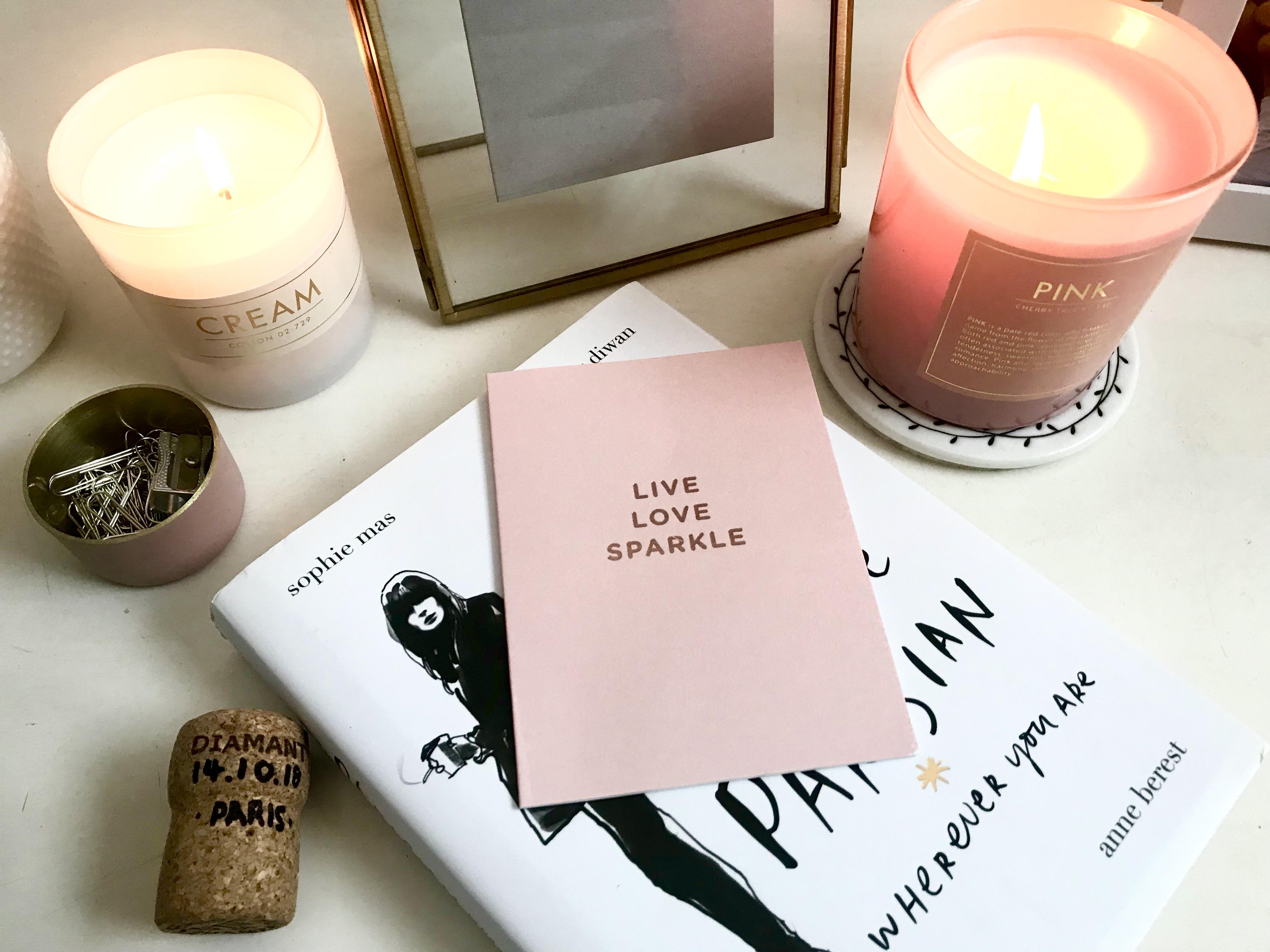 Live, Love, Sparkle