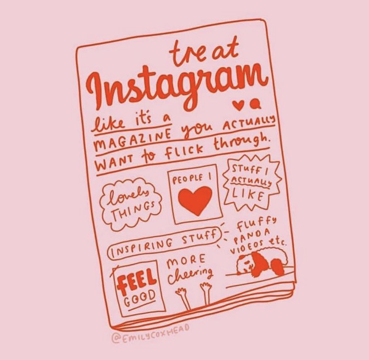 Treat Instagram Like...